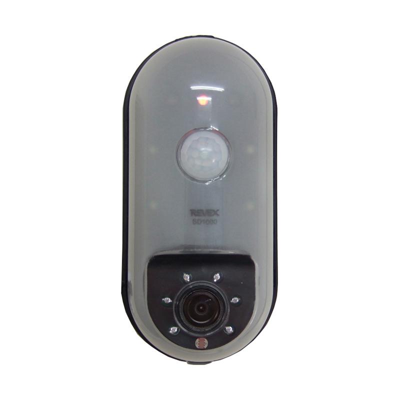 SDカード録画式 センサーライト付カメラ SD1000 1台