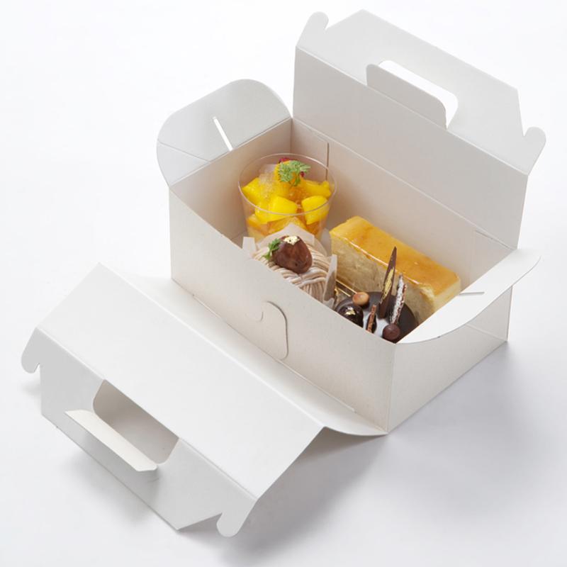 ケーキ箱 エコパームボックス キャリー S 20枚