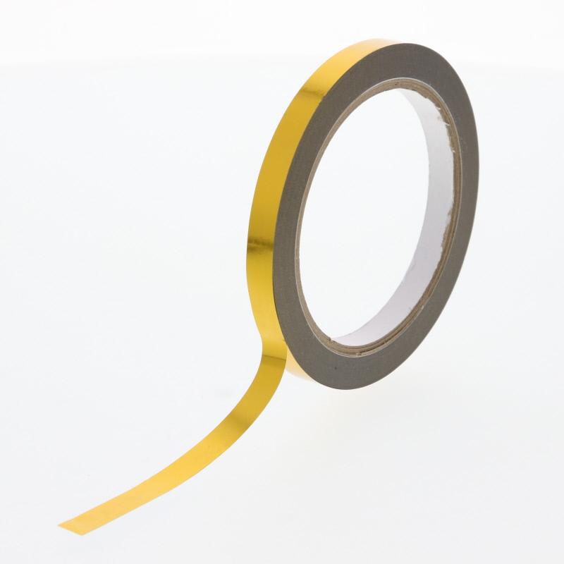 バッグシーリングテープ 金 9×50