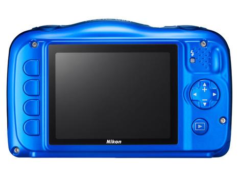 【レンタル】防水カメラ Nikon COOLPIX W100