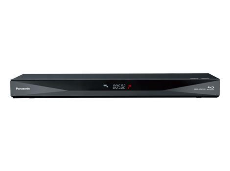 【延長】BD/DVDレコーダー Panasonic DMR-2W50