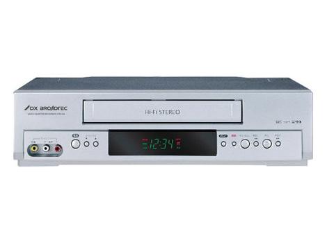 【延長】ビデオデッキ DXアンテナ VTR-100