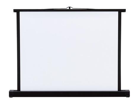 【レンタル】机上式スクリーン サンワサプライ PRS-K40K 40型