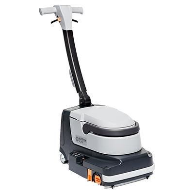【限定1台】【代金引換不可】ニルフィスク SC250 コンパクト小型自動床洗浄機(バッテリー・充電器付)