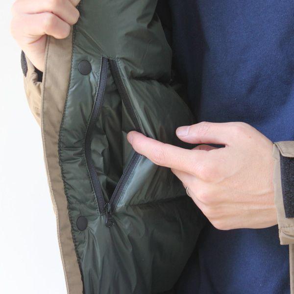 NANGA ナンガ タキビ ダウン ジャケット 日本製 ダウン アウター ジャケット ブラック S/M/L/XLサイズ 2019年モデル ※セール品のため返品不可
