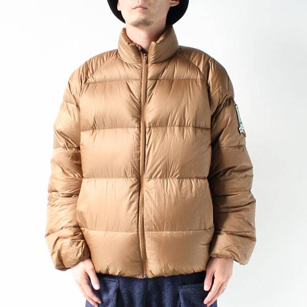 NANGA ナンガ 25th Anniversary Down Jacket / 25周年記念ジャケット ダウンジャケット メンズ S/M/L/XL 2019年モデル ※セール品のため返品不可