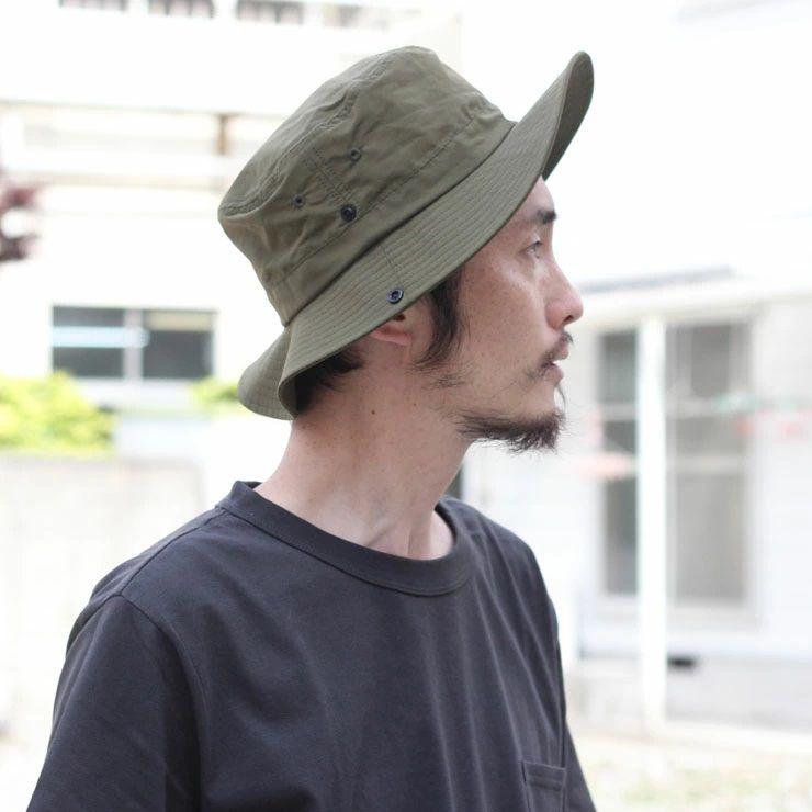 【送料無料】 Be PROOF コットンナイロン アドベンチャーハット キャンプ 帽子 ハット メンズ レディース
