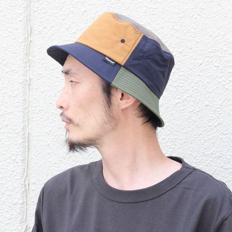 【送料無料】 Be PROOF コットンナイロン バケットハット