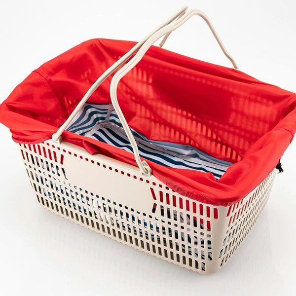 チャムス バッグ CHUMS エコバッグ レジかご Eco Bag CH60-3055 エコバッグ