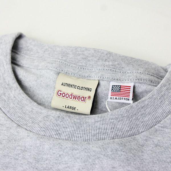 Goodwear グッドウェア ポケット付き BIG TEE 2W7-3505 メンズ カットソー USAコットン