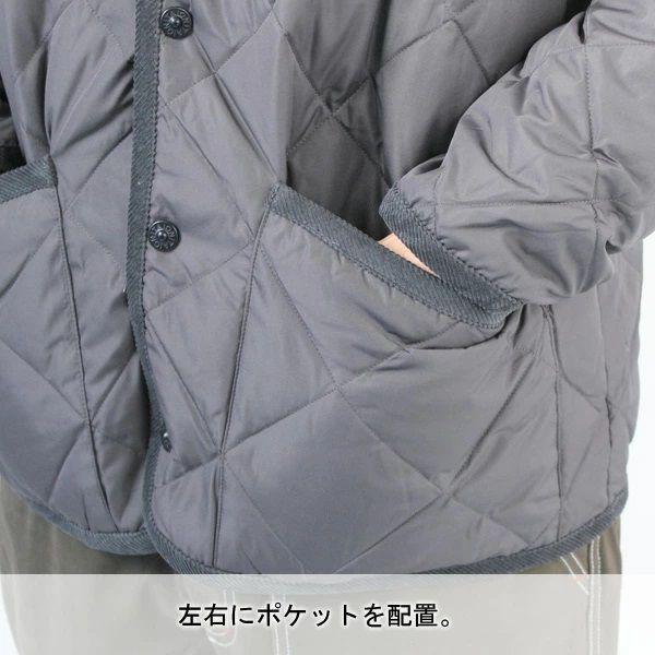 TAION タイオン パイピング キルティング ダウンカーディガン TAION-101CI メンズ ビジネス スーツ アウトドア キャンプ