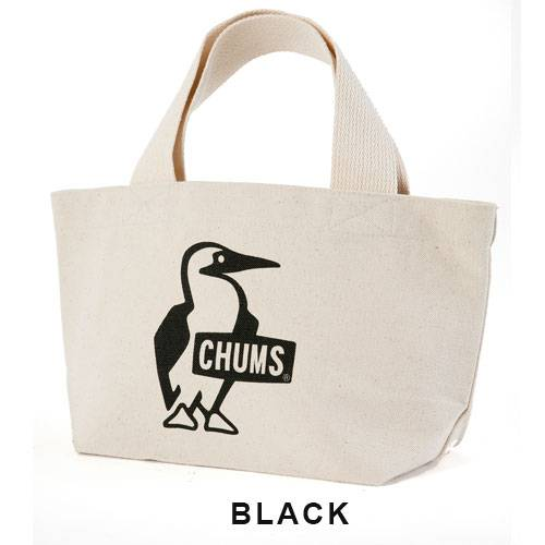 CHUMS チャムス  Booby Mini Canvas Tote ブービーミニキャンバストート