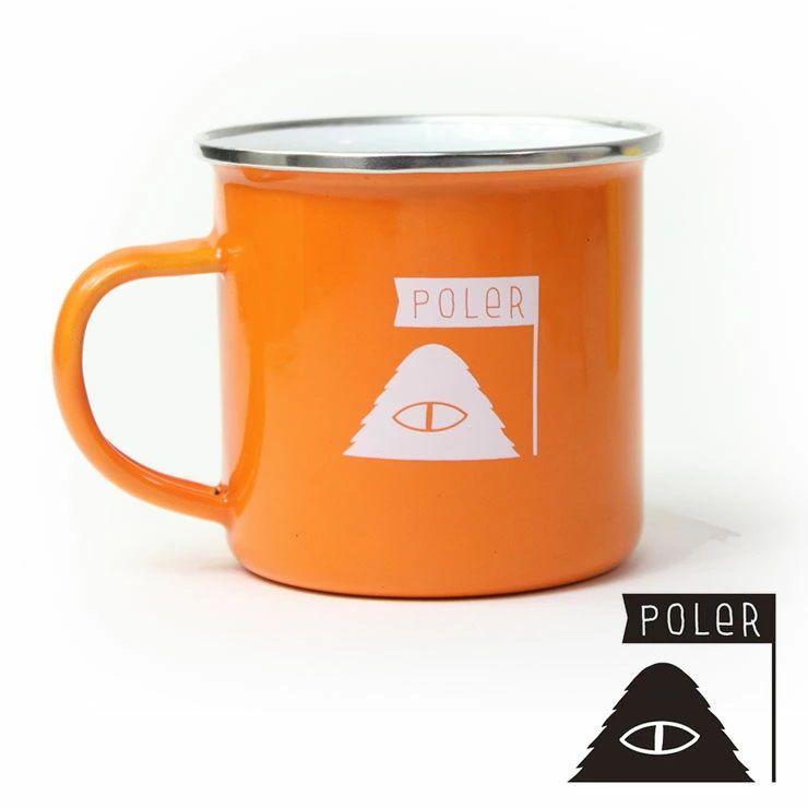 ポーラー POLeR  コップ マグカップ アウトドア キャンプ