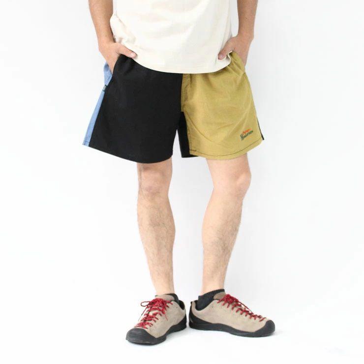 【送料無料】 MANASTASH マナスタッシュ ワッチナーショーツ キャンプ 服装 ファッション 春 夏 春夏 夏用 キャンプパンツ アウトドアブランド ショートパンツ メンズ 膝上 大きいサイズ