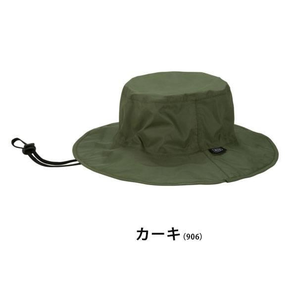 【新色入荷】kiu キウ UV&RAIN PACKBLE SAFARI HAT パッカブルサファリハット K85