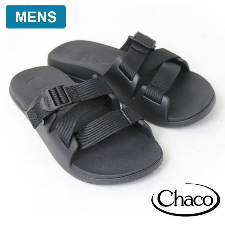 Chaco チャコ チロス ブラック サンダル メンズ