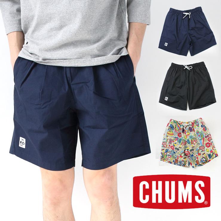 CHUMS チャムス プランジダイバース ショートパンツ ハーフパンツ  CH03-1196