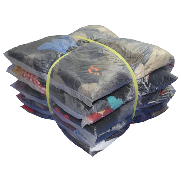 濃色綿ウエス(五色ウエス) 10kg梱包 [簡易包装]