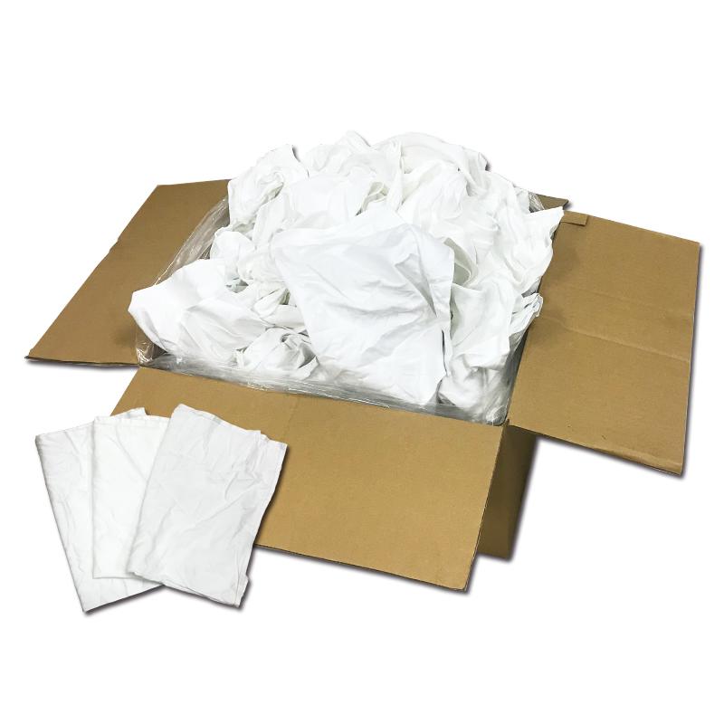 白テーブルナプキンウエス(リサイクル生地)10Kg/箱