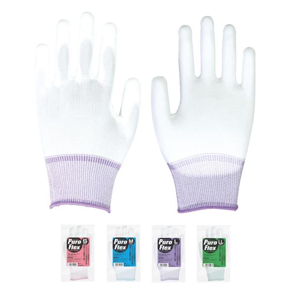 PUコーティング手袋 プロフレックス 240双/箱(10双/袋×24)