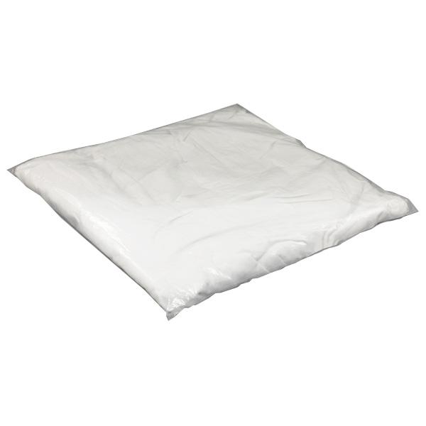 白メリヤスウエス(小)(新品生地)縫目無 1kgパック