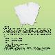 白メリヤスウエス(リサイクル生地)(洗い済み) 約400〜500g 【お試しサイズ/代引不可】