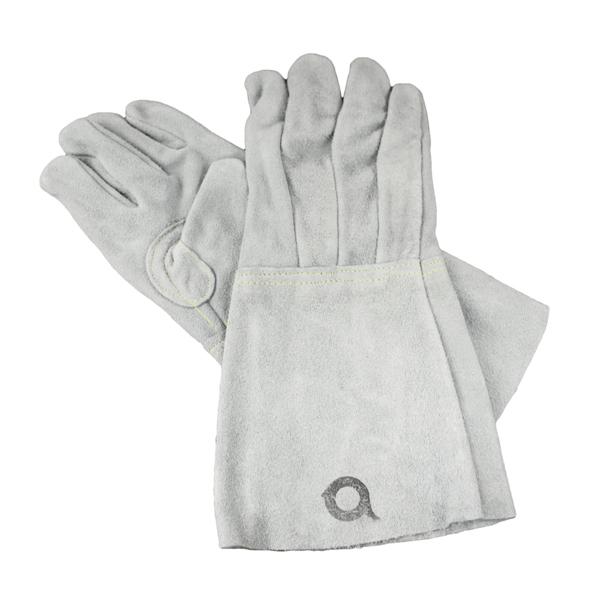 日本製 高品質床革手袋 長 Armatex(アルマテックス) AL702-7 1双