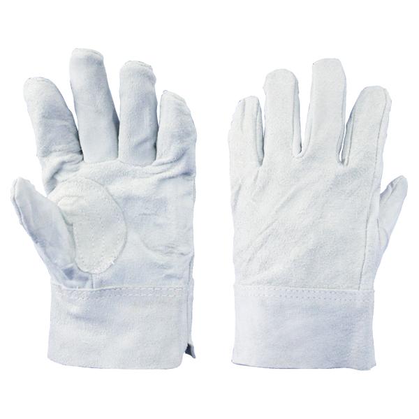 牛床革手袋 内縫:8502 1双単品 作業用手袋 溶接
