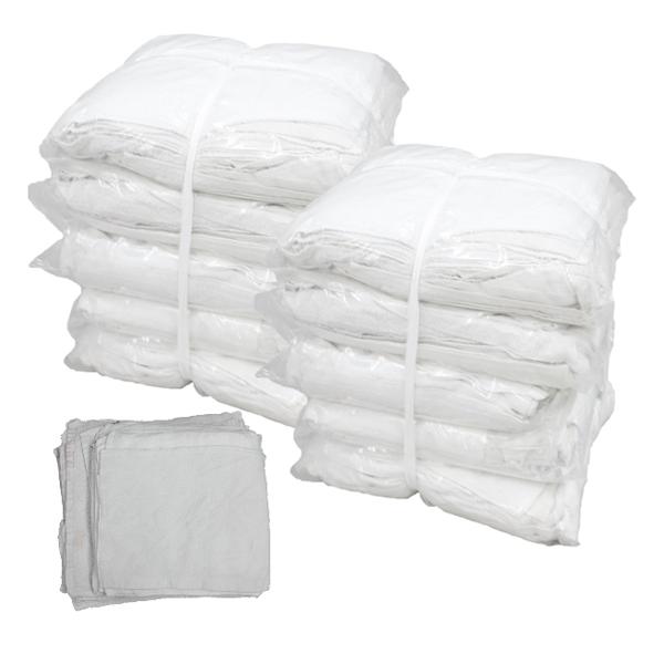 おしぼり風ウエス 20kg (2kg×5袋/梱包×2)