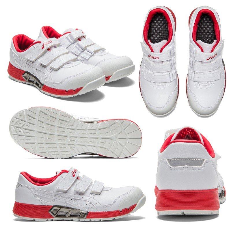 アシックス(asics) 1271A035 ウィンジョブ CP305 AC AIRCYCLE エアサイクル 安全靴