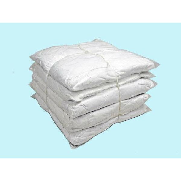 白メリヤスウエス(新品生地)縫目有 10kg[2kg×5袋]