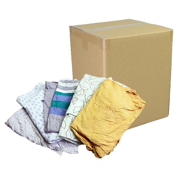 淡色メリヤスウエス(リサイクル生地) 5kg/箱