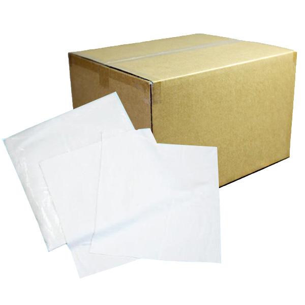 定型白メリヤスウエス(新品生地)縫目無 20kg/箱 [1kg×20袋]