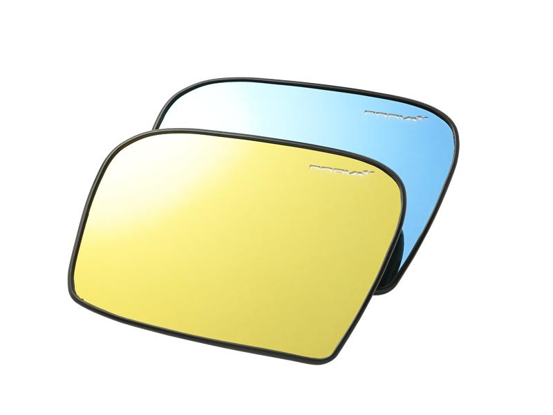 カラードファンクショナルドアミラー GR/GV
