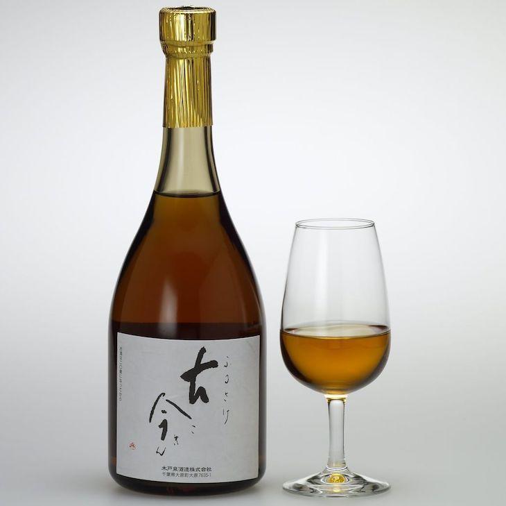 木戸泉 古今 長期熟成純米古酒 720ml