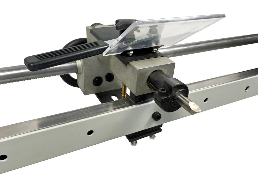 ピーウッド 倣い木工旋盤 PWL-1100VDCI2(インバータ無段変速)