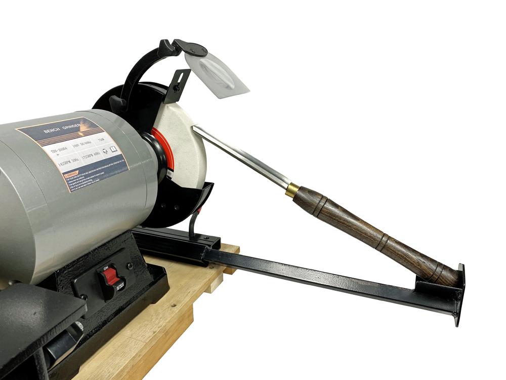 ピーウッド 木工旋盤バイト用シャープニングジグセット