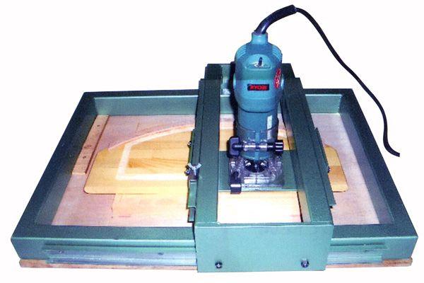 山戸製作所 トリマー補助スタンド ほりほり P-II型