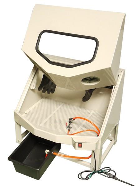 トライパワー パーツ洗浄キャビネット(エアー式160L) TR-317PK