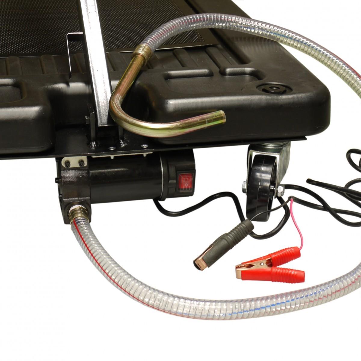 トライパワー TB用オイルドレーン70L(電動排出ポンプ付) TR-388EDL