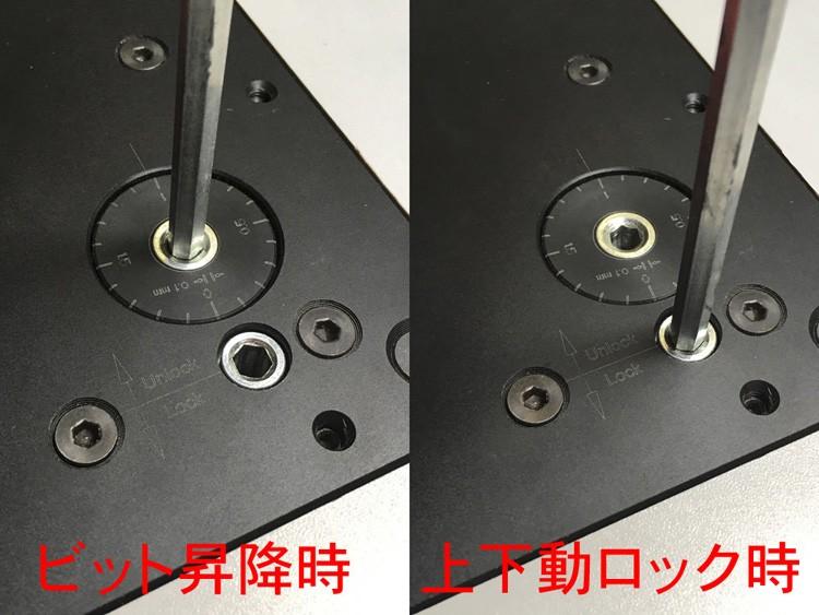 STaXTOOL ルーターリフター+マキタ RP2301FC 電子ルーターセット