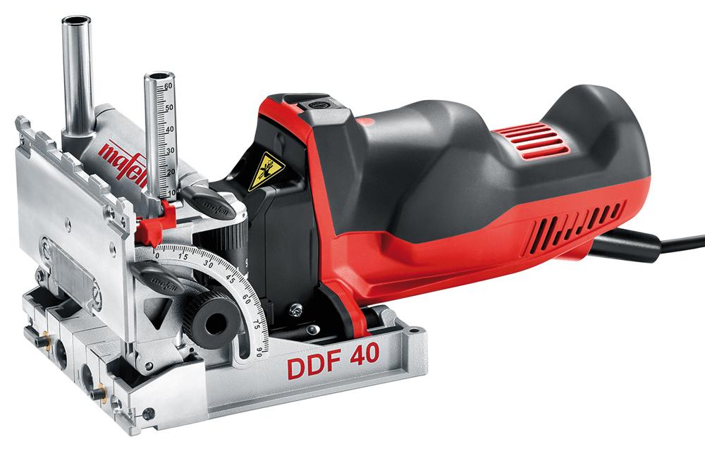 マーフェル DDF40 2軸ダボ穴加工ドリル