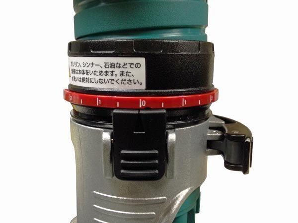 リョービ 電子トリマ TRE-60V+ダストホースセット