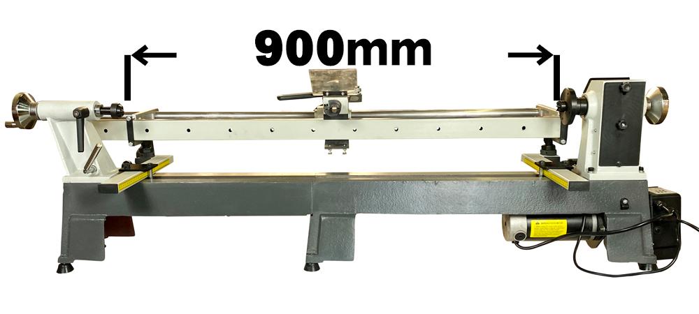 ピーウッド 倣い木工旋盤 PWL-450VDCL