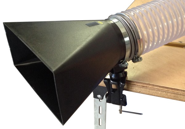ユニバーサルダストポートブラケット(分割型)