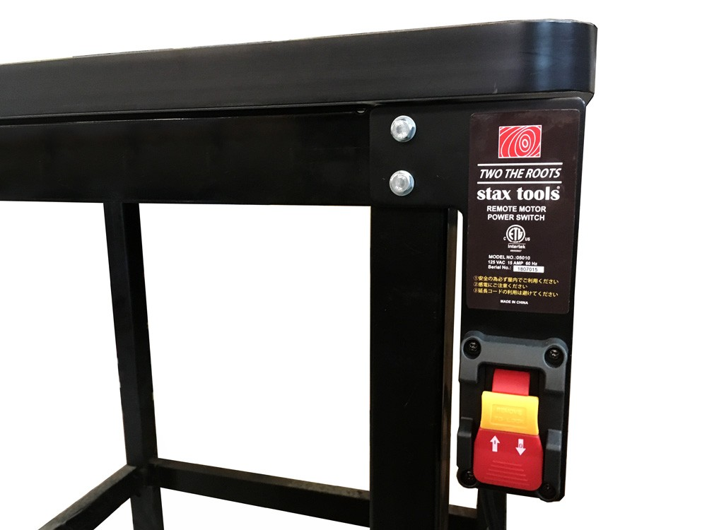STaXTOOL ルーターテーブル用パワースイッチ