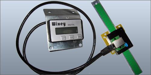 Wixey リモートデジタル目盛 WR525