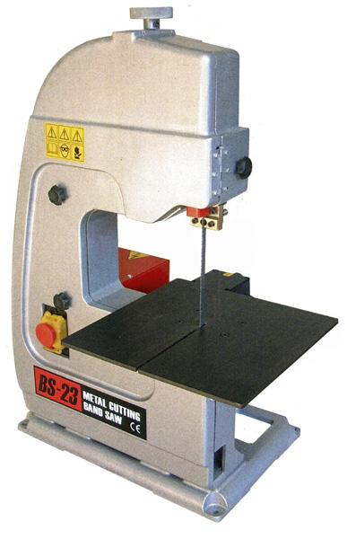 ミスターマイスター 斬鉄帯鋸盤 BS-23