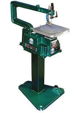 ユタカ スタンド付木工糸鋸盤(変速、フトコロ500mm) YC-50FSHBV