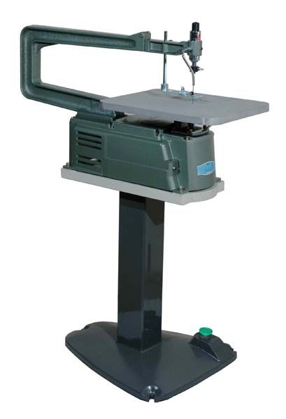 旭工機 スタンド型糸鋸盤(AF-ecoライン、フトコロ600mm) AF-eco4S